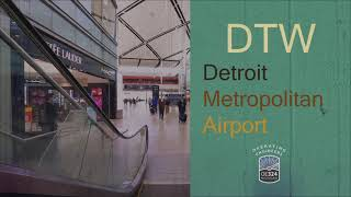 Operating Engineers 324 and the Wayne County Airport Authority (DTW): A Partnership