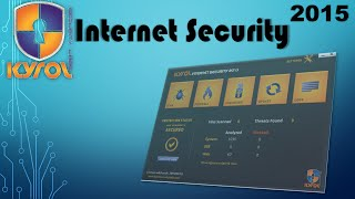 KYROL Internet Security 2015 Review
