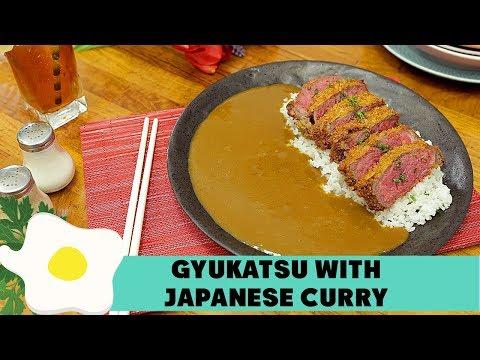 Resep Gyukatsu With Japanese Curry