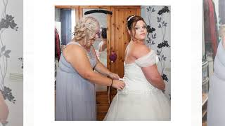 The wedding of Liss and Ben