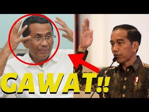 Tak Dukung Jokowi Lagi, Dahlan Iskan Kini Ada di Kubu Prabowo