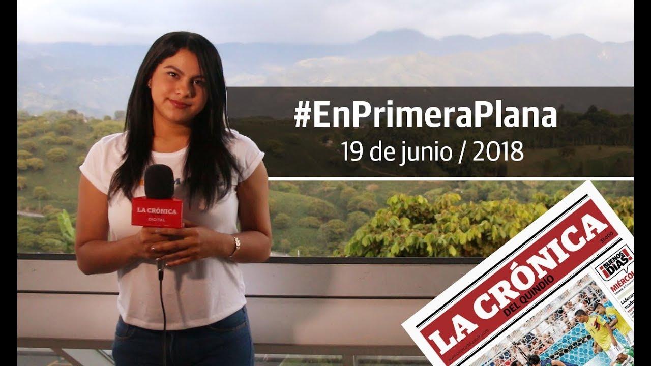En Primera Plana - 19 de junio de 2018