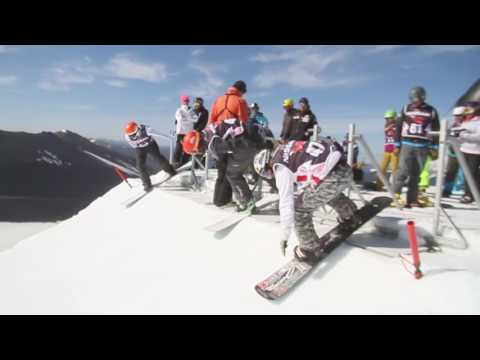 NISSAN TNT TOUR 2016 – SNOWBOARD CROSS CORRALCO