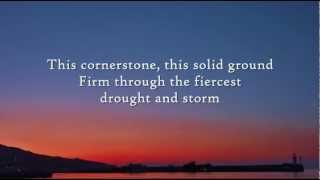 In Christ Alone - Instrumental with lyrics
