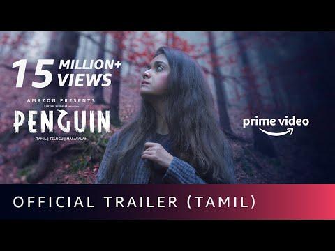 Penguin - Official Trailer (Tamil)