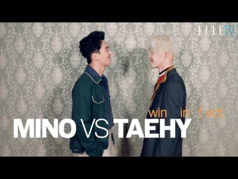 [EngSub] WINNER Nam Taehyun & Song Mino for ELLE April 2016