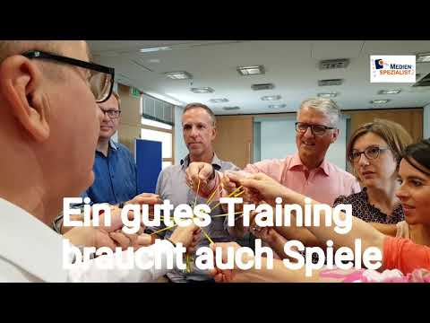 Spiele für Trainings und Seminare (Smartphone Produktion)
