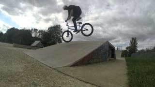 preview picture of video 'haverhill skatepark Solo Session'