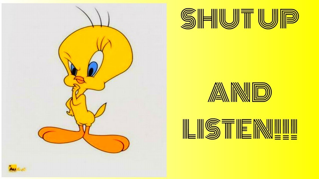 Shut Up and Listen! | TotalTransformation