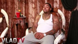 "Lil Scrappy: 50 Cent Is a ""Wealthy A** Goon"""