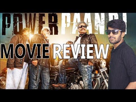 PA.Paandi Aka Power Paandi Movie Review
