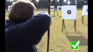 El tiro natural 4/6 - Errores de la técnica II