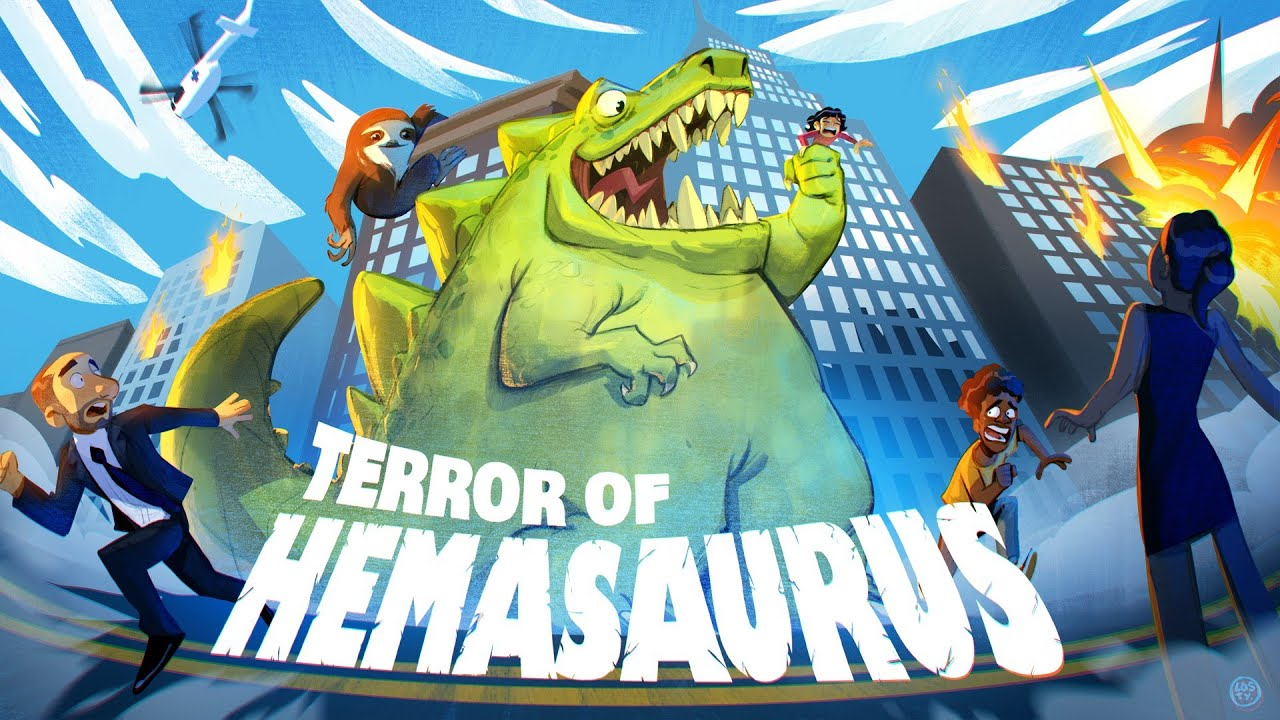 Terror of Hemasaurus Demo