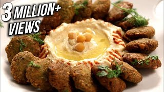 How To Make Falafel And Hummus   Middle Eastern Delicacy