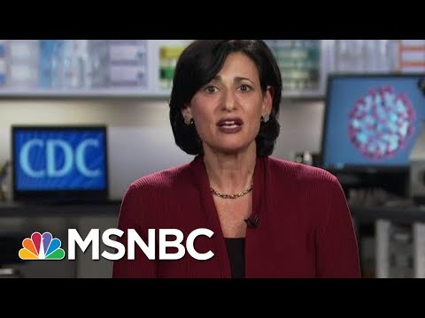 Covid Relief Bill Offers Welcome Boost To U.S. Public Health Infrastructure | Rachel Maddow | MSNBC