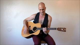 Listen To This Guy Sing In A Girly Voice!  Can He Do Thom Yorke's Falsetto In This Radiohead Song?