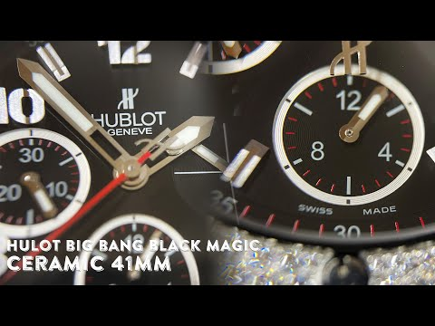 Đồng Hồ Hublot Big Bang Black Magic Ceramic 41mm | Đồng Hồ Hublot Big Bang chính hãng ở TPHCM