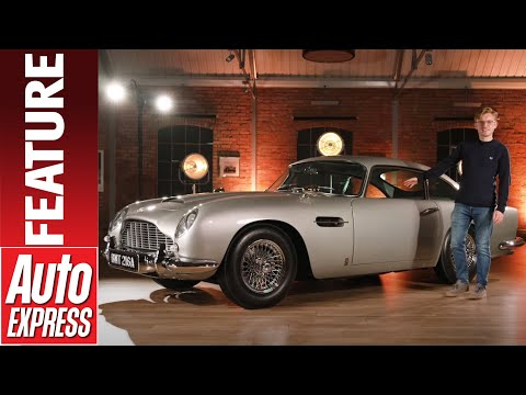 We take a look at the ultimate James Bond homage - the Aston Martin DB5 Goldfinger Continuation