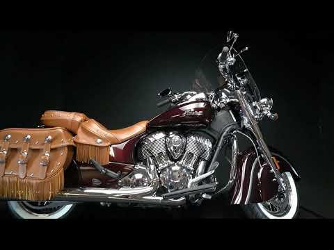 2021 Indian Vintage in De Pere, Wisconsin - Video 1