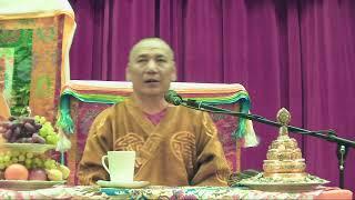 Трансляция лекции Досточтимого Геше Джампа Тинлея (Ершово, 12 апреля 2019)