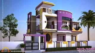 Front Elevation Balcony Grill Designs