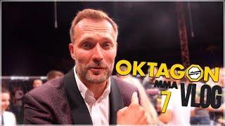 FACKY, BOMBY, SLZY A ZÁKULISÍ - OKTAGON7 #Fightlifepokracuje Vlog4.