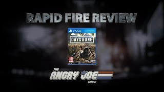 Days Gone Rapid Fire Review