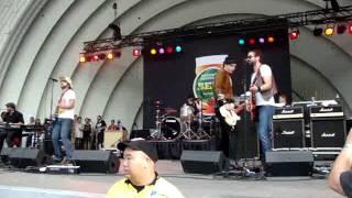The Trews - The World, I Know - Toronto, ON - 8/7/2011