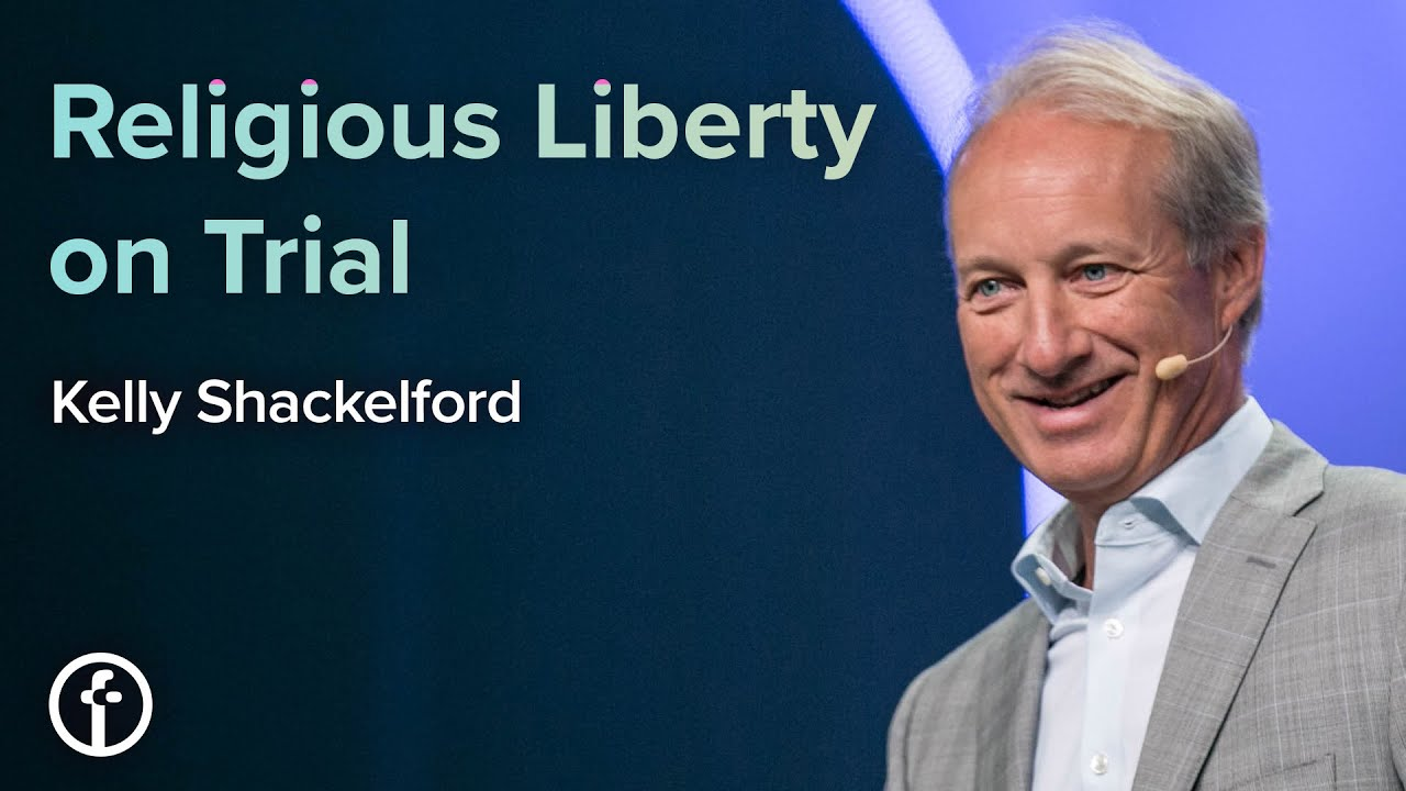 Religious Liberty on Trial by Kelly Shackelford
