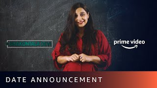 Shakuntala Devi - Date Announcement | Amazon Prime Video | July 31