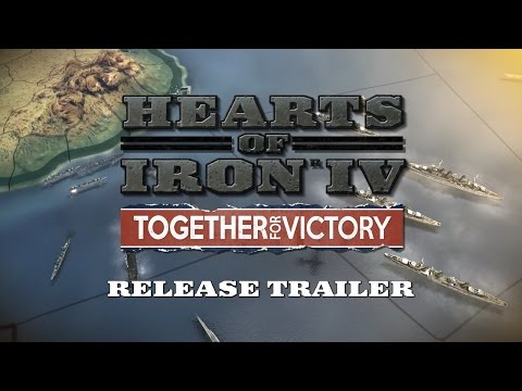 Hearts of Iron IV: Together for Victory DLC Steam Key GLOBAL - 1
