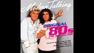 Lucky Guy (Original) - Modern Talking [Remastered]