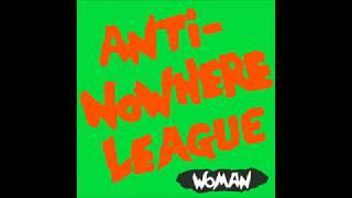 Anti-Nowhere League- Woman B/W Rocker