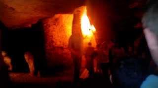 preview picture of video 'la cueva de moia'