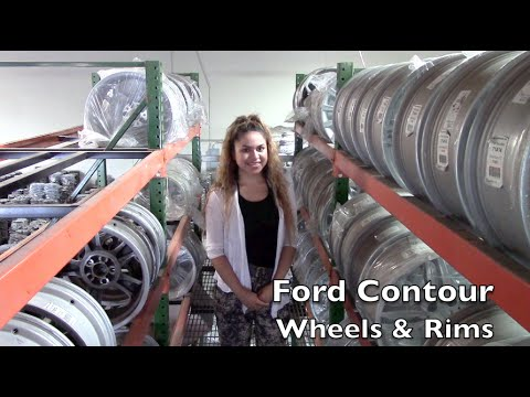 Factory Original Ford Contour Wheels & Ford Contour Rims – OriginalWheels.com