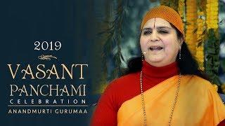 Vasant Panchami Celebration 2019 | Anandmurti Gurumaa