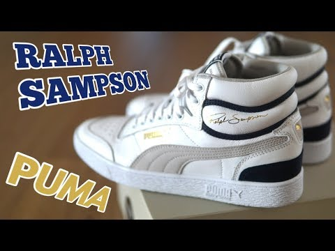 2019 PUMA Ralph Sampson Mid OG - On Feet / Review