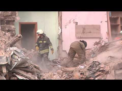 В Одесі стався обвал ще одного житлового будинку, здійснюється евакуація людей