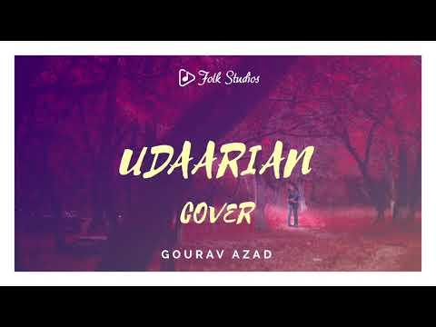 Udaarian (Cover) - Satinder Sartaaj | Jatinder Shah | Sufi Love Songs | Gourav Azad | Folk Studios