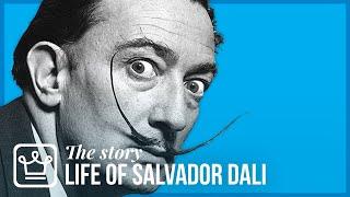 The Fascinating Life of Salvador Dali