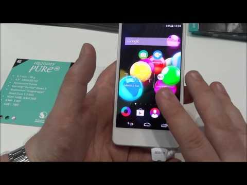Wiko Pure da 5.1 mm, video anteprima dal MWC 2015