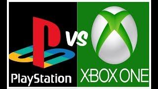 Какую консоль выбрать в 2018,2019 году?PS4 vs XBOX one.