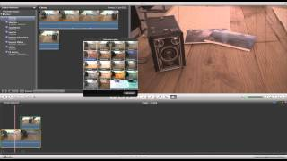 iMovie Tutorial special Effects workshop apple