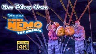 2019 Finding Nemo The Musical Complete Show Ultra HD 4k Disneys Animal Kingdom Walt Disney World
