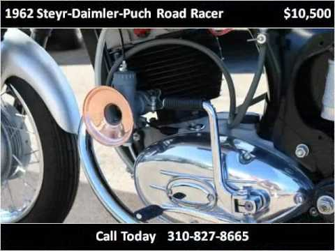 1962 Steyr-Daimler-Puch Road Racer for Sale - CC-772094