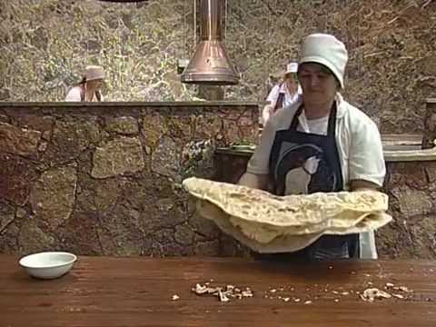 Lavash The Preparation Meaning And Appearance Of