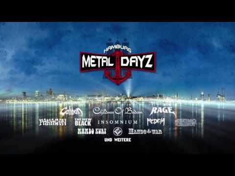 Hamburg Metal Dayz video