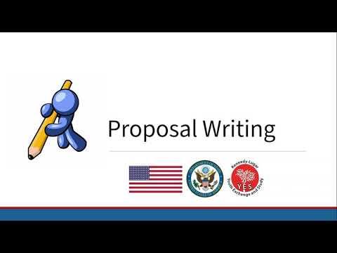 Grant Proposal Writing