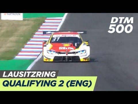 DTM Lausitzring 2019 - Qualifying Race 2 - RE-LIVE (English)