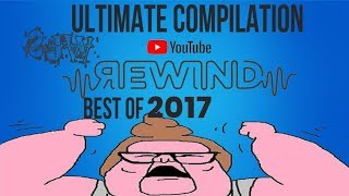 SJWS OWNED BEST OF 2017 ULTIMATE COMPILATION 2017 SJW REWIND